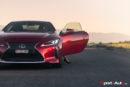 Essai – Lexus LC500h