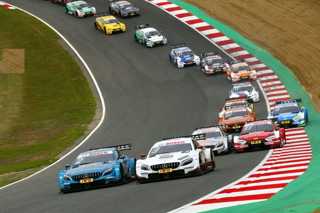 DTM - Doublé britannique à Brands-Hatch