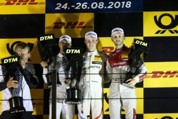 DTM – Joel Eriksson remporte sa première victoire, nouveau podium pour Edoardo Mortara
