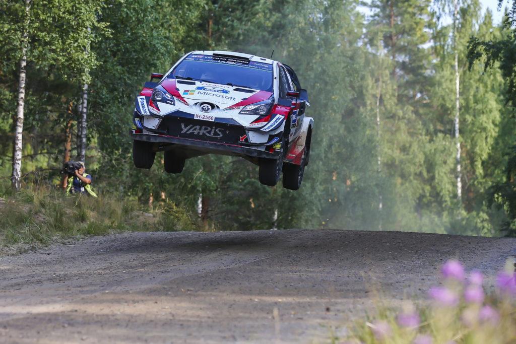WRC - Tänak sacré en Finlande !