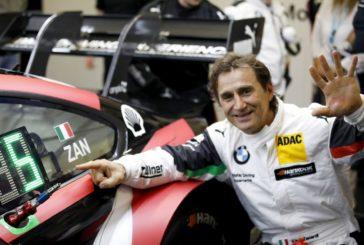 """Alessandro Zanardi nach seinem DTM-Gaststart: """"Platz fünf fühlt sich an wie eine Goldmedaille"""
