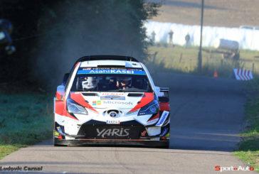 WRC – Ott Tanak revient dans la course au titre, Thierry Neuville prend quelques points de marge