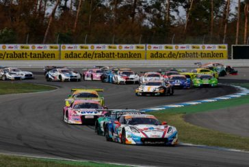 ADAC GT Masters-Finale: Corvette-Sieg macht Titel-Vierkampf noch spannender