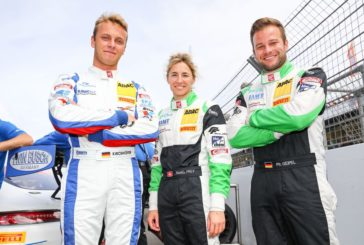 ADAC GT Masters auf dem Sachsenring: Spannender Titelkampf geht in die vorletzte Runde