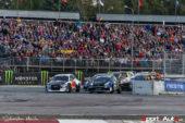 WRX – Erneuter Podiumserfolg für EKS Audi Sport in Riga