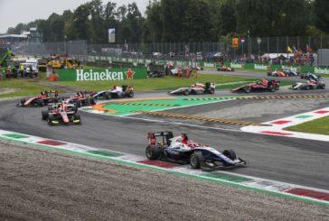 GP3 – Piquet powers to Monza Race 2 win