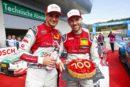 Audi feiert 100. Sieg in der DTM