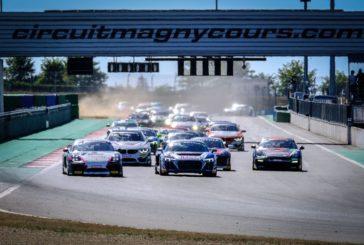 FFSA GT – Victoire Audi à Magny-Cours, Jimmy Antunes dans le top 10