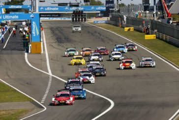DTM – René Rast domine cette première journée au Nürburgring