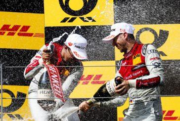 DTM – Quatrième victoire consécutive pour René Rast avec l'aide de Nico Müller