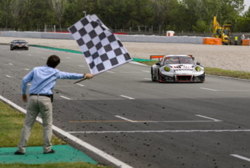 24h Series – Herberth Motorsport fights back to win again in Barcelona