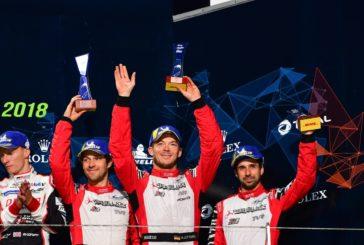 FIA WEC – Un podium et un abandon pour Rebellion Racing aux 6 Heures de Fuji