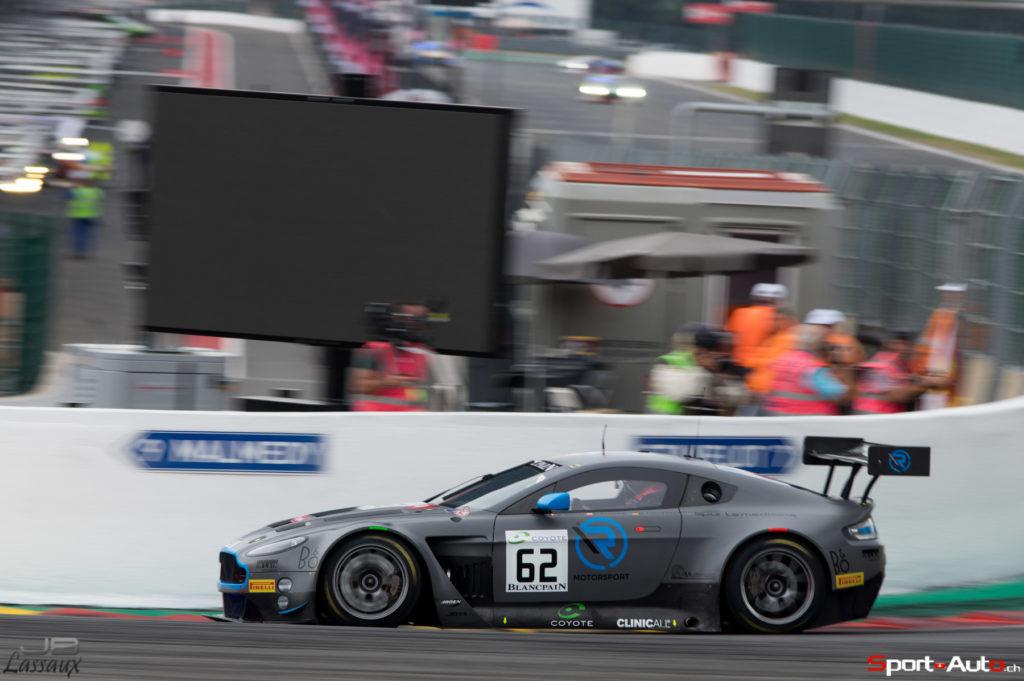 DTM - Arrivée d'Aston-Martin avec une équipe suisse