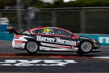 Supercars – Podium goes begging for Nissan after Gold Coast rain storm