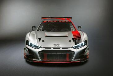 Weltpremiere in Paris: Neue Evolutionsstufe des Audi R8 LMS für den Kundensport