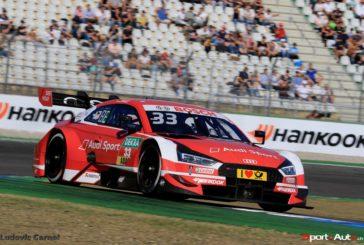 Sixpack! Audi-Pilot Rast gewinnt auch DTM-Finale
