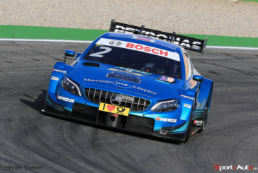 Gary Paffett back in front ahead of the finale
