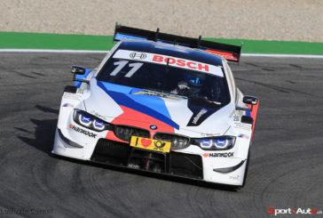 Marco Wittmann steht zum Saisonabschluss für BMW auf dem Podium – Alle sechs BMW M4 DTM in den Top-10
