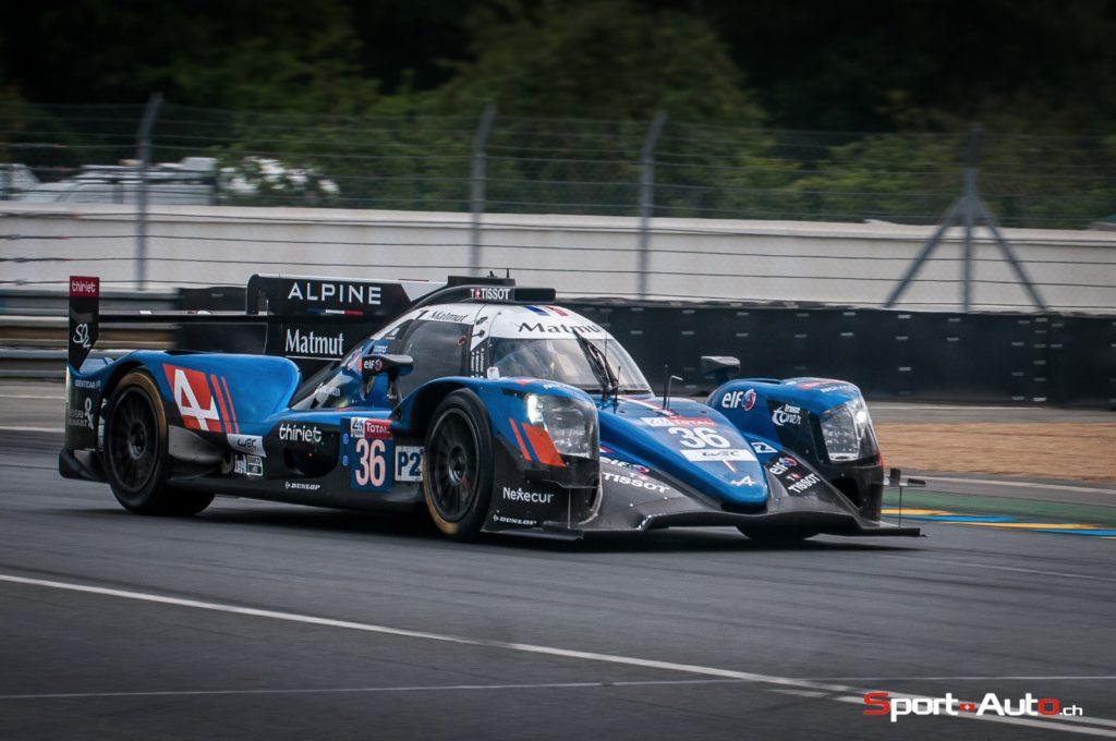 24h du Mans – Nicolas Lapierre récupère la victoire en LMP2, Jonathan Hirschi deuxième, Hugo de Sadeleer sur le podium
