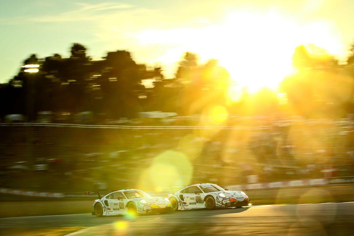 Petit Le Mans – Patrick Pilet l'emporte en GTLM devant Marcel Fässler