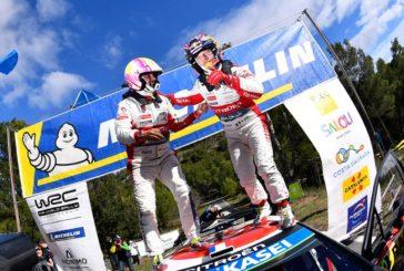 WRC – Sébastien Loeb remporte sa 79ème, Sébastien Ogier repasse en tête du championnat