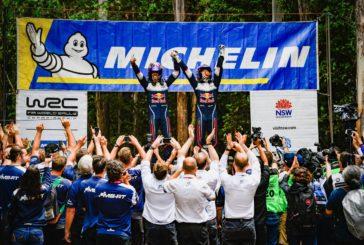 WRC – Sébastien Ogier décroche sa sixième étoile, Jari-Matti Latvala offre à Toyota le titre constructeur