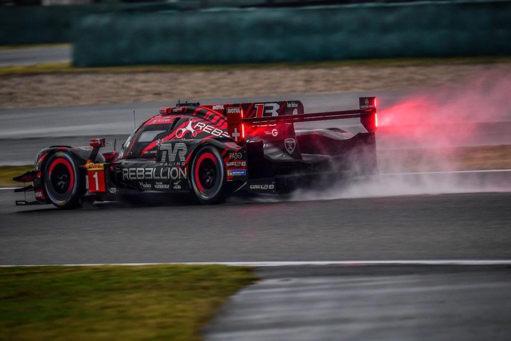 FIA WEC - Rebellion Racing termine P4 et P5 aux 6 Heures de Shanghai