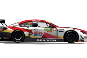 Der BMW M6 GT3 schließt erfolgreiche Saison in den Straßen von Macau ab