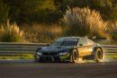 BMW M Motorsport absolviert ersten Test mit dem neuen BMW M4 DTM für die Saison 2019