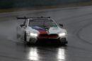 Schwierige Herausforderung für BMW M Motorsport im verregneten WEC-Rennen in Shanghai