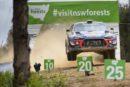 Hyundai beendet WRC-Saison mit Podiumsplatz in Australien
