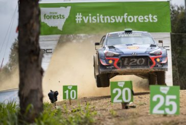 WRC – Hayden Paddon finished second in Rally Australia
