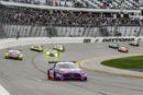 Mercedes-AMG mit Platz sieben beim turbulenten Regen-Auftakt der IMSA in Daytona