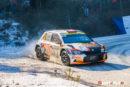 WRC – Rallye Monte-Carlo J3: Olivier Burri conserve son 16ème rang malgré une crevaison