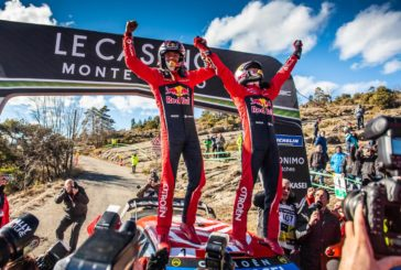 WRC Monte-Carlo – Sébastien Ogier s'impose au finish