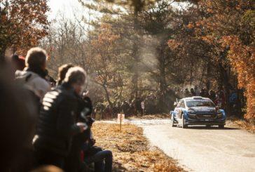 WRC – Solid start for Evans