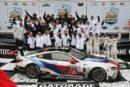 BMW gewinnt die 24 Stunden von Daytona und widmet den Sieg Charly Lamm – Begeisternder Auftritt von Alex Zanardi im BMW M8 GTE