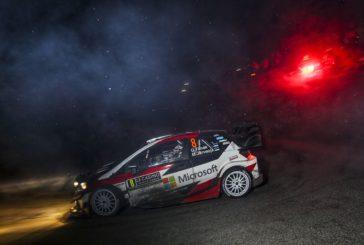 WRC Rallye Monte-Carlo – Ott Tänak pointe en tête après deux ES. Burri excellent 17e