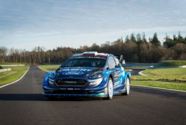 WRC – M-Sport Ford reveal 2019 livery at Autosport International