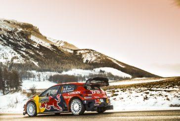 WRC – Statu quo au Monte-Carlo