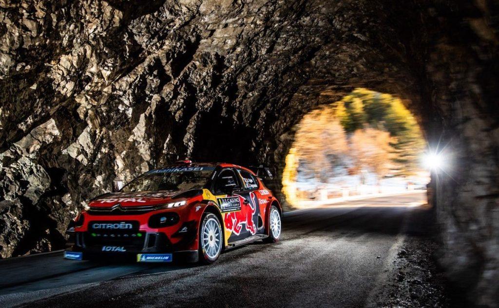 WRC Monte-Carlo – Mano à mano en tête du rallye