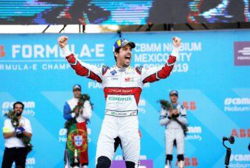 Formule E – Di Grassi (Audi) s'impose à Mexico. Mortara 3e et Buemi malchanceux