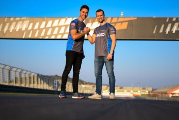 Patric Niederhauser geht 2019 für HCB-Rutronik Racing im ADAC GT Masters an den Start