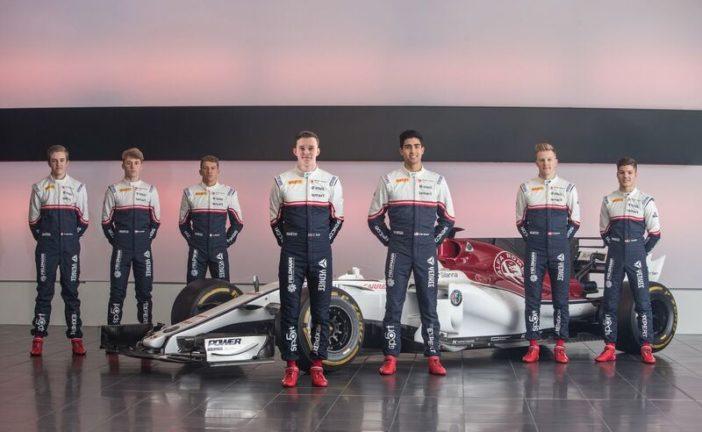 Fabio Scherer bestreitet im Sauber Junior Team die Formel 3