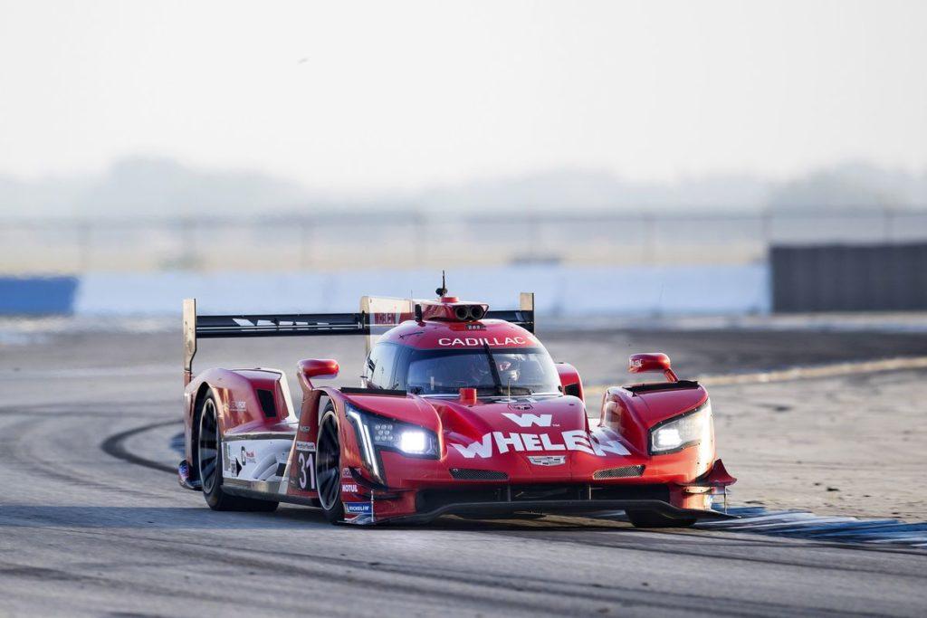 12h de Sebring - Patrick Pilet et Rolf Ineichen remportent leur catégorie, Cadillac s'impose au général