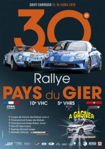 Rallye Pays du Gier 2019 : Mode d'emploi !