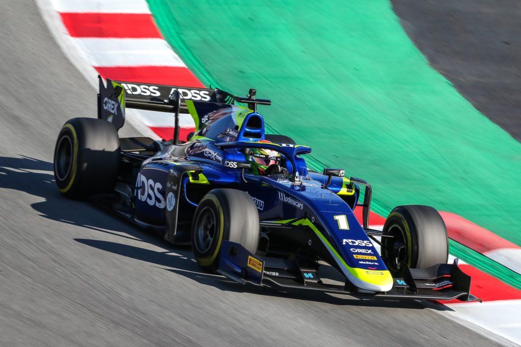 FIA F2 – Saison 2019: Louis Delétraz, Ralph Boschung et le Sauber Junior Team porteront haut les couleurs suisses