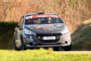 Rallye Pays du Gier – Champ. Suisse Junior : la première manche pour Jonathan Michellod / Stéphane Fellay !