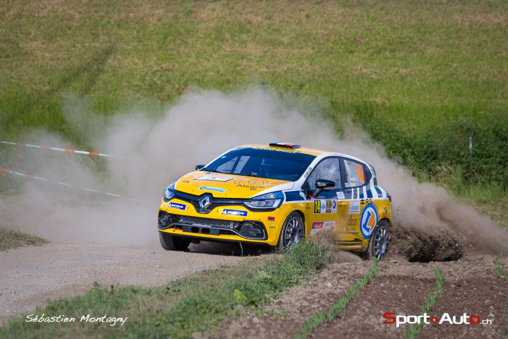 Il va y avoir du sport en Clio R3T Alps Trophy !