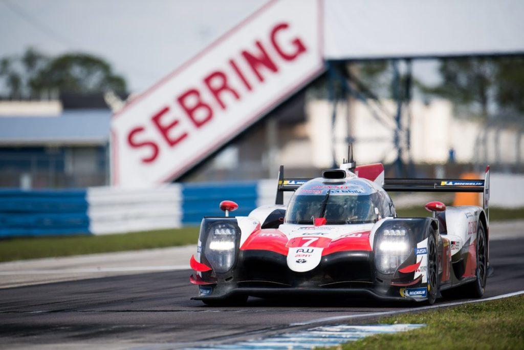 FIA WEC - Florida fling for Toyota Gazoo Racing